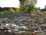 Свалка и состояние дорожного покрытия на ул.Источная.О ремонте дороги