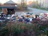 Ликвидирована свалка на улице Колхозников в Чкаловской районе г.Екатеринбурга