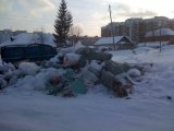 Ликвидирована несанкционированная свалка на ул.Колхозников в Чкаловском районе г.Екатеринбурга