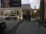 Размещение павильона на перекрестке ул. Розы Люксембург - ул. Малышева в Екатеринбурге #public66