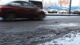 Обработка дорог Екатеринбурга неизвестными противогололедными материалами #public66