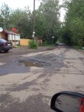 Состояние дорог микрорайона Новоподрезково г.Химки
