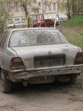 Брошенный автомобиль по адресу ул. Испанских рабочих д. 31