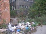 Ликвидирована свалка мусора у детского сада №498
