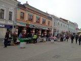 Уличная торговля на ул.Баумана