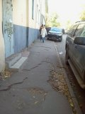 Решение проблемы с состоянием дорожного покрытия пер.Волховский