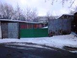 Незаконные гаражи